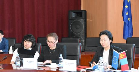 MASM Event  - Introduction of New Standardization Law of Mongolia (June 2019)