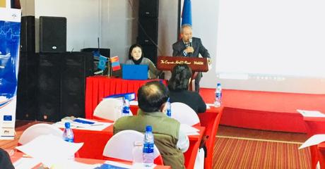 Consultative Meeting for Mongol Export Program