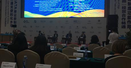 MNCCI Participation in Conference - TFA and Implementation of ATA Carnet System in China (May 2018)