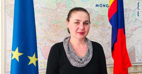 INCREASED MONGOLIAN NON-MINING EXPORTS WITH SUPPORT FROM EU-TRAM PROJECT.