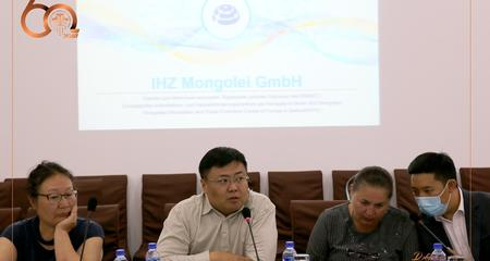 Mongolian Information and Trade Promotion Center of Europe established in Berlin.