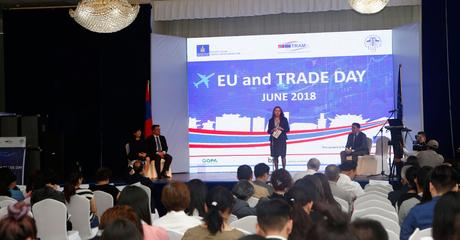 EU Trade Day 2018 (June 2018)